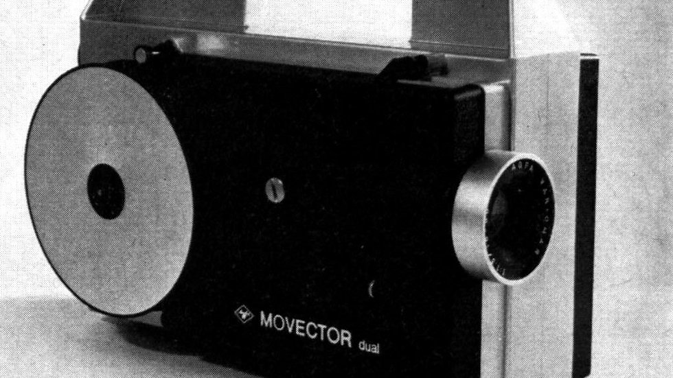 Agfa Movector Test Report