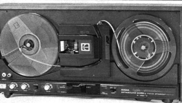 Kodak Ektasound 245B-L Test Report