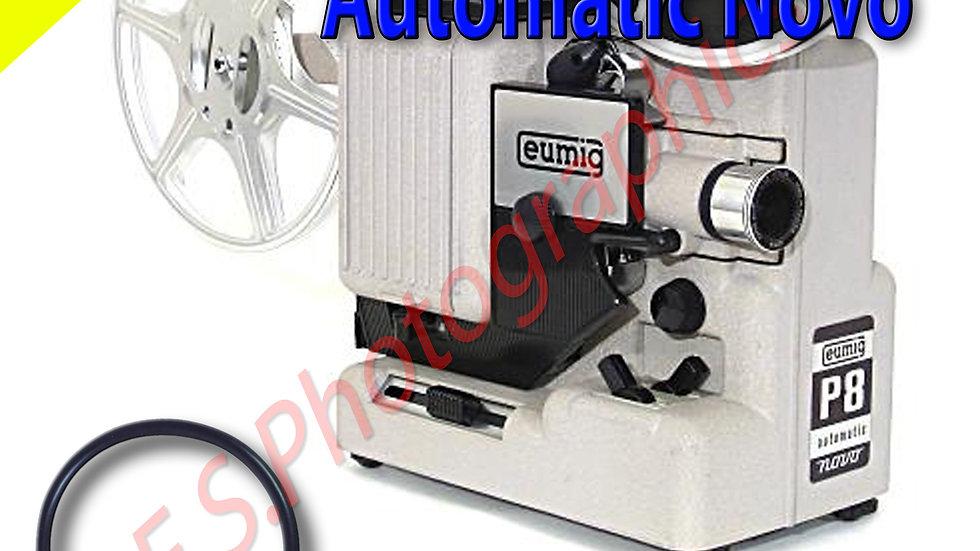 Eumig P8 Auto Novo Motor Belt