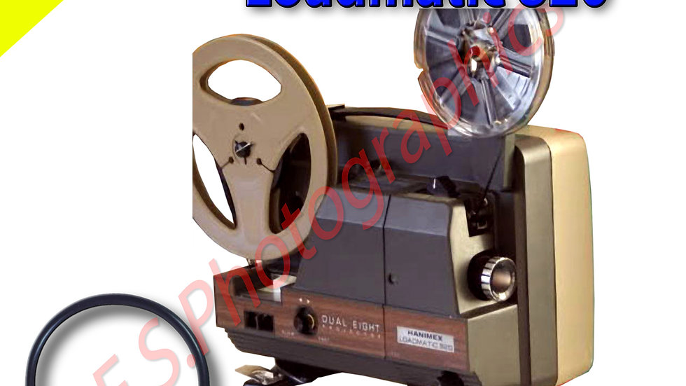 Hanimex Loadmatic 820 Motor Belt