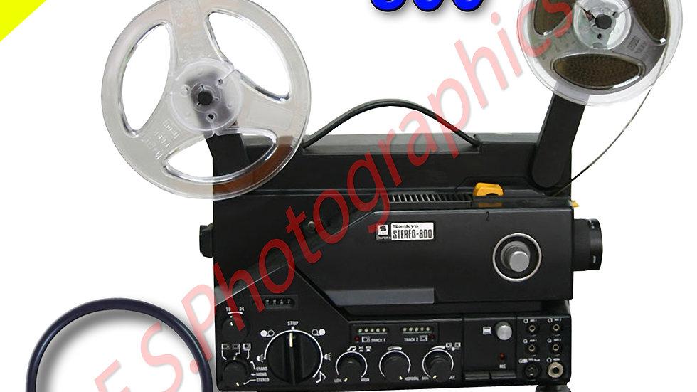 Sankyo Stereo 800 Motor Belt