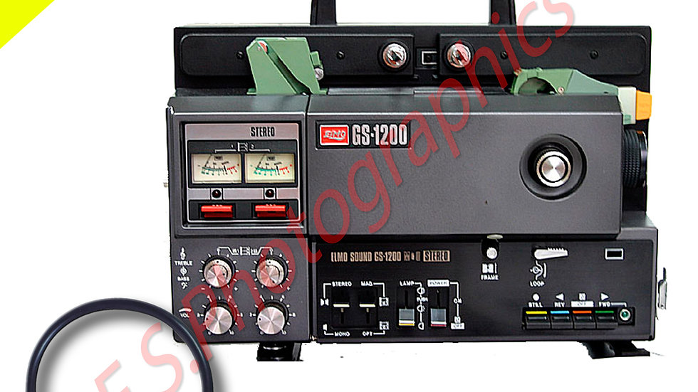 Elmo GS 1200 Motor Belt