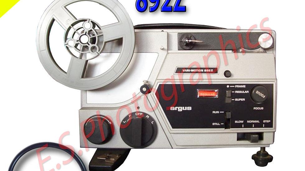 Argus Vari Motion 892Z Motor Belt