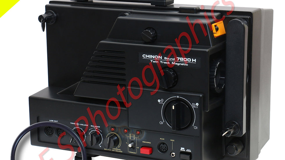 Chinon 7800 H Motor Belt