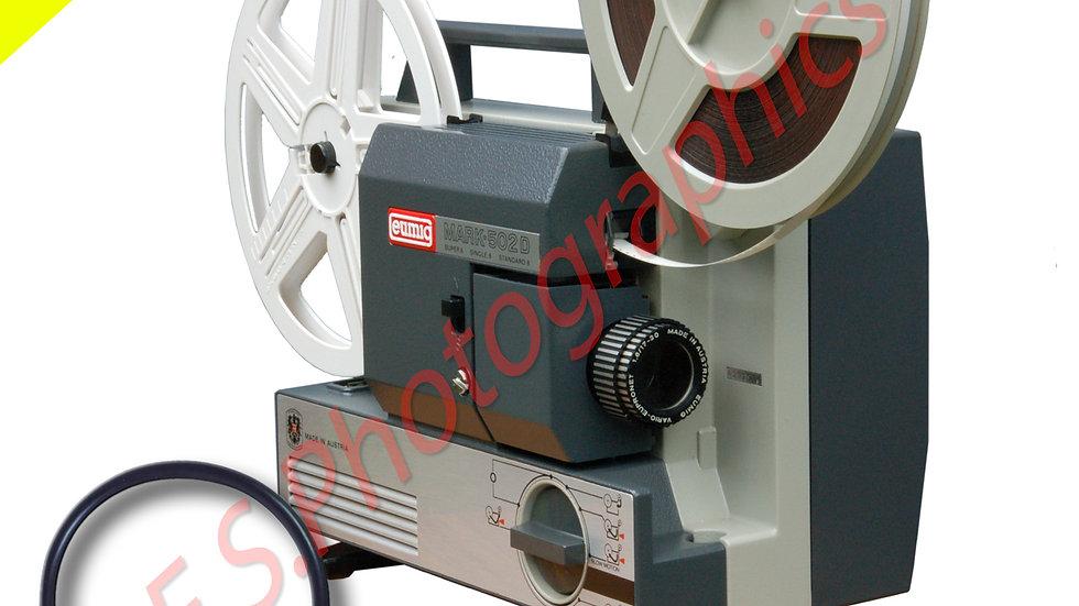 Eumig 502D Motor Belt