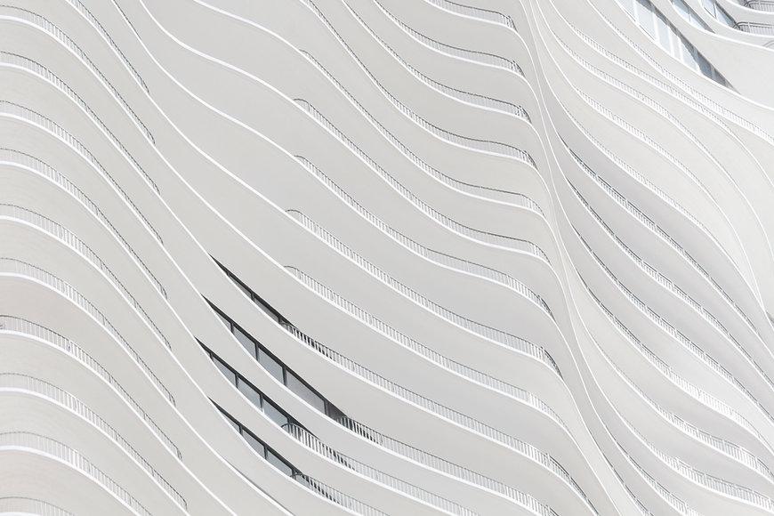 edifício abstrato