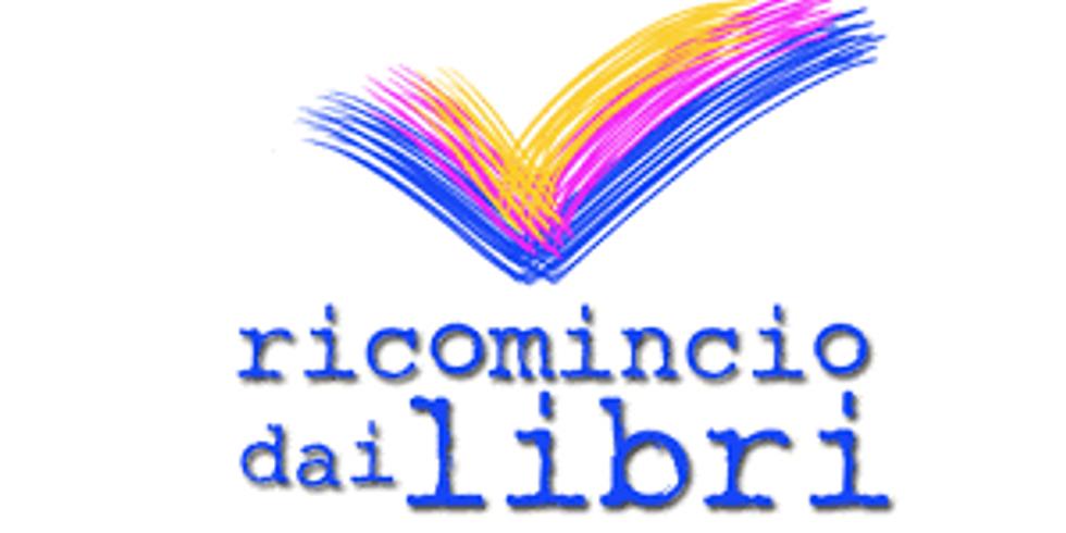 """FIERA """"RICOMINCIO DAI LIBRI"""" 2021"""