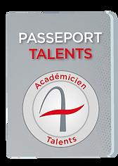Passeport Talents de l'Académie des Talents