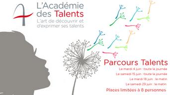Prochain Parcours Talents - Juin 2019