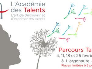 Parcours Talents à Auray en Février
