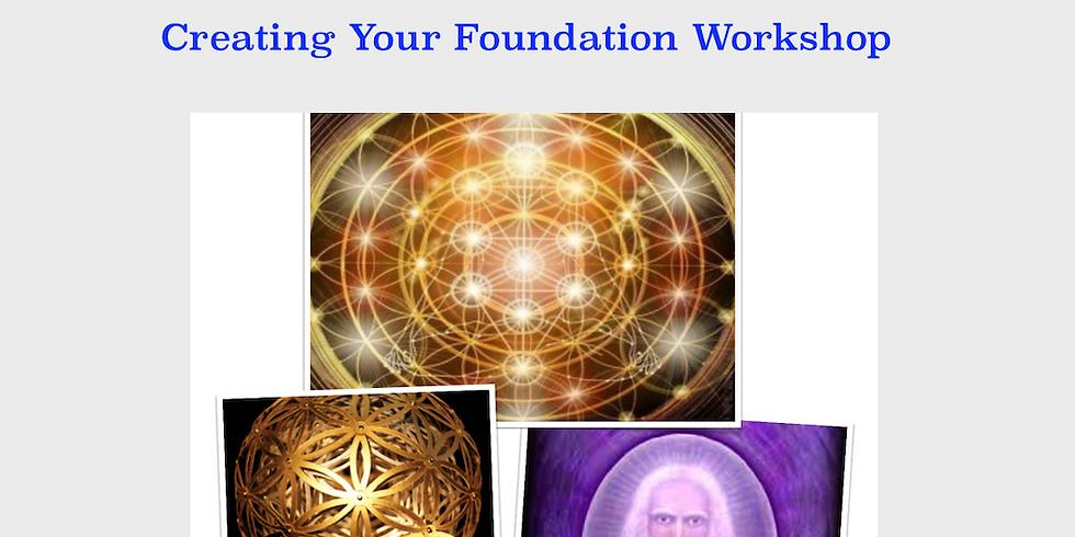 Creating Your Foundation Workshop