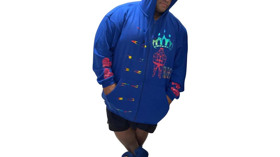 Journey TTP Electric Blue Hoody