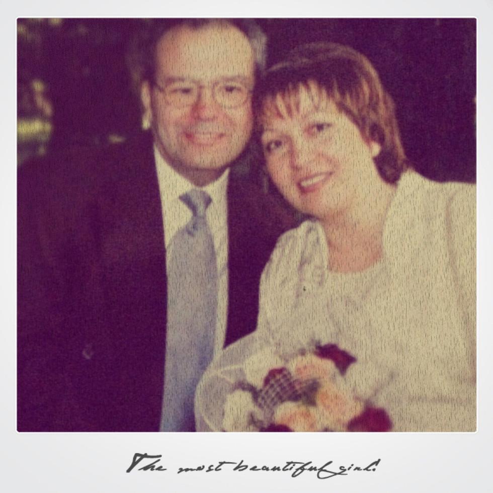 Сегодня нашему браку пятнадцать лет