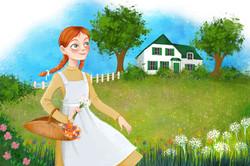 Anne of Green Gables, Fan art