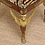 Thumbnail: ANTIQUE EMPIRE STYLE BENCH