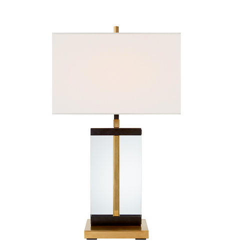 PAIR OF RECTANGLE TABLE LAMPS