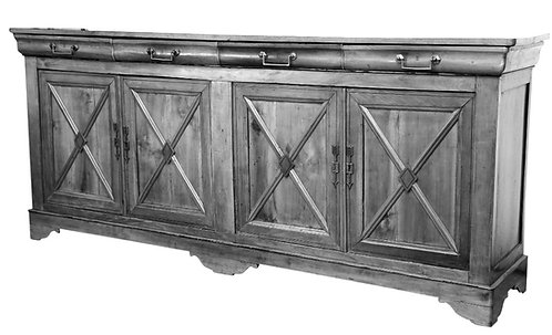 NEOCLASSICAL FRENCH BUFFET