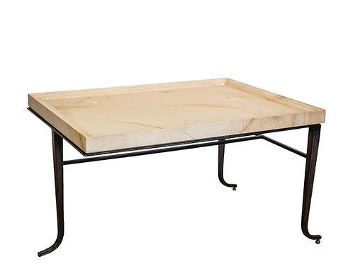 THREE LEGGED SALADINO TABLE