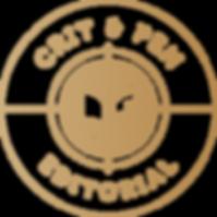 Crit & Pen Editorial Logo
