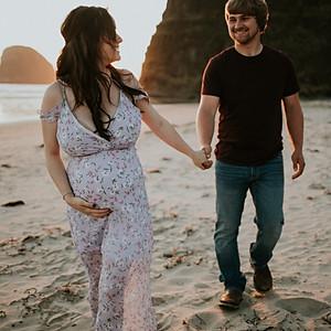 Kayle & Brandon Maternity