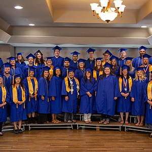 Tillamook Bay Community College 2019 Graduation