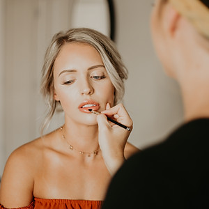 Makeup with Whitney