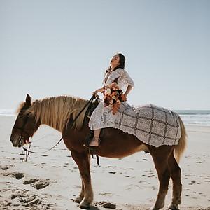 Nathan & Maygen Beach Getaway/Surprise Proposal