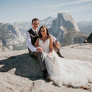 Yosemite Lovin' with Brandon & Taylor