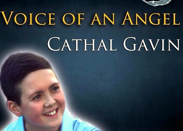 Cathal Gavin Voice of an Angel