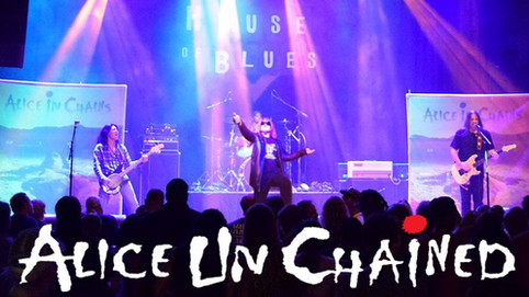 Alice Un Chained returns to the San Diego State Fair on 6/24/2017