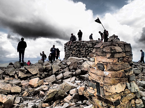 Scafell Pike 5 Peak Challenge I Lakeland Mountain Guides