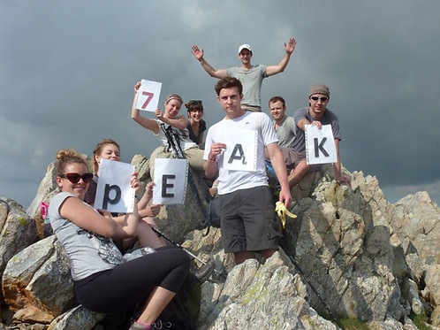 The Lakeland 24 Peaks Challenge I Lakeland Mountain Guides
