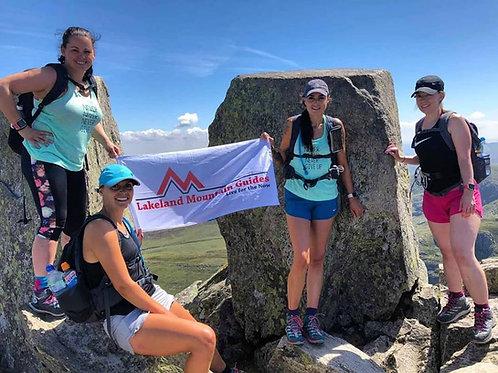 Tryfan Scrambling Day I Lakeland Mountain Guides