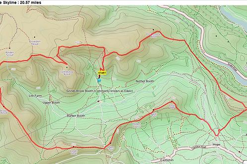 Edale Skyline Challenge I Lakeland Mountain Guides