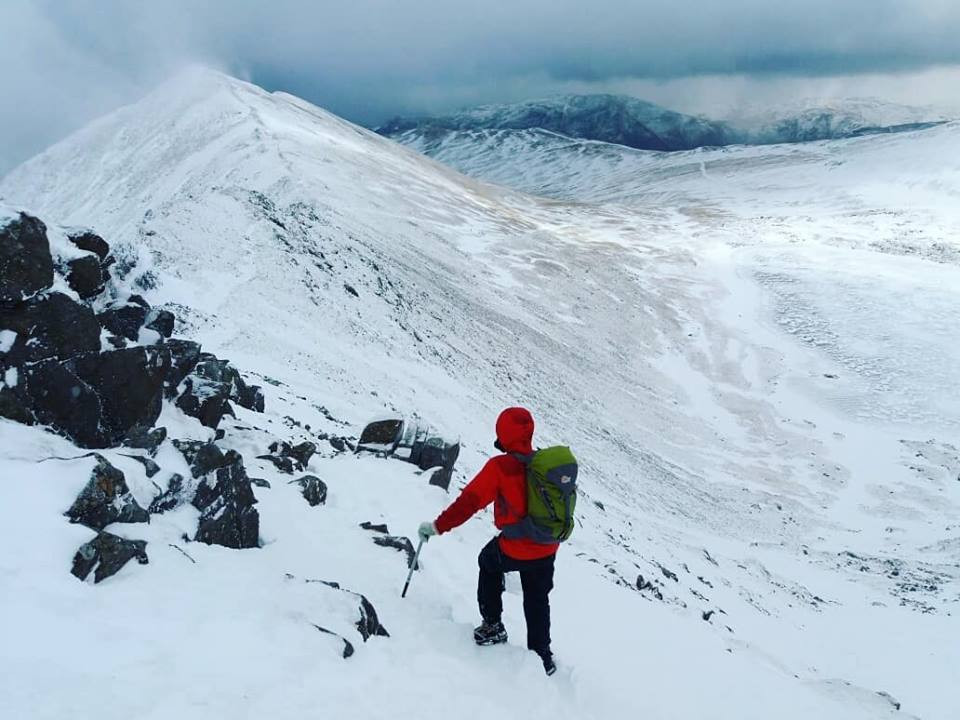 One Day Winter Skills I Lakeland Mountain Guides