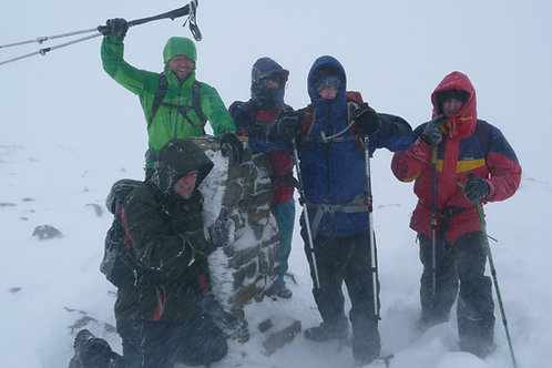 Cairngorm Winter Skills I Lakeland Mountain Guides