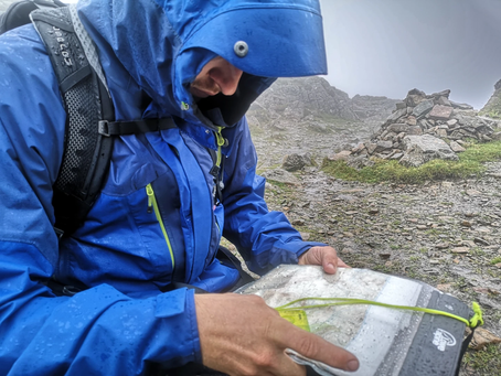 Navigation Training Course in the Lake District
