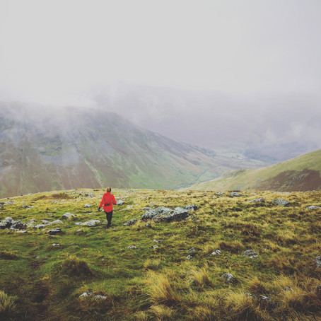Guided Fell Running - Bob Graham Round training