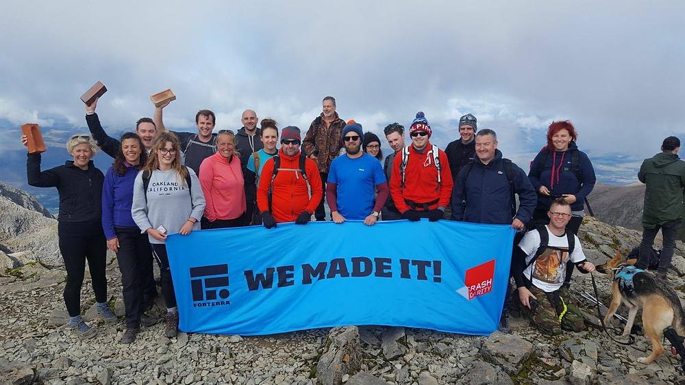 Ben Nevis Corporate Climb I Lakeland Mountain Guides