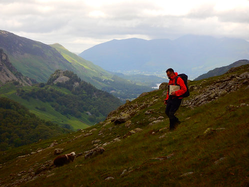 Lake District Basic Navigation Training Day I Lakeland Mountain Guides
