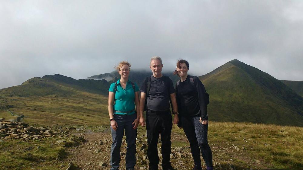 Helvellyn & Striding Edge I Lakeland Mountain Guides