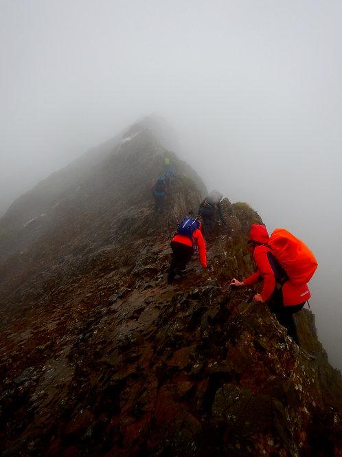 Snowdonia Classic Ridges Weekend I Lakeland Mountain Guides