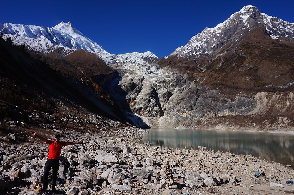 Aku in the Himalaya