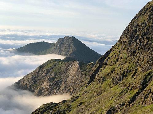 Crib Goch & Snowdon I Lakeland Mountain Guides