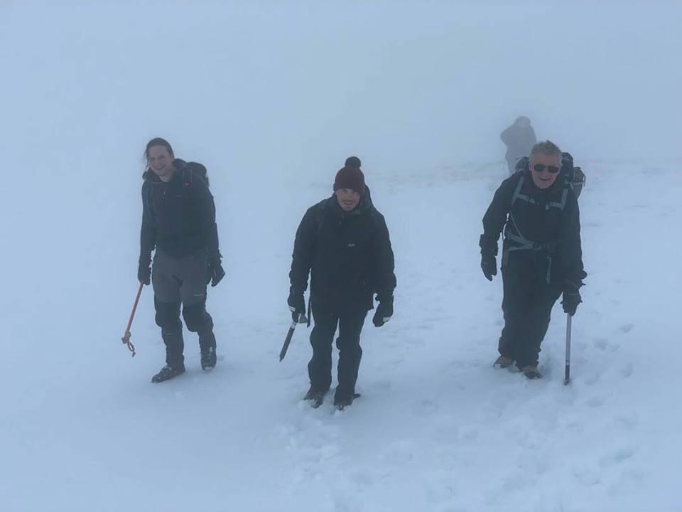 Winter Skills Course I Lakeland Mountain Guides