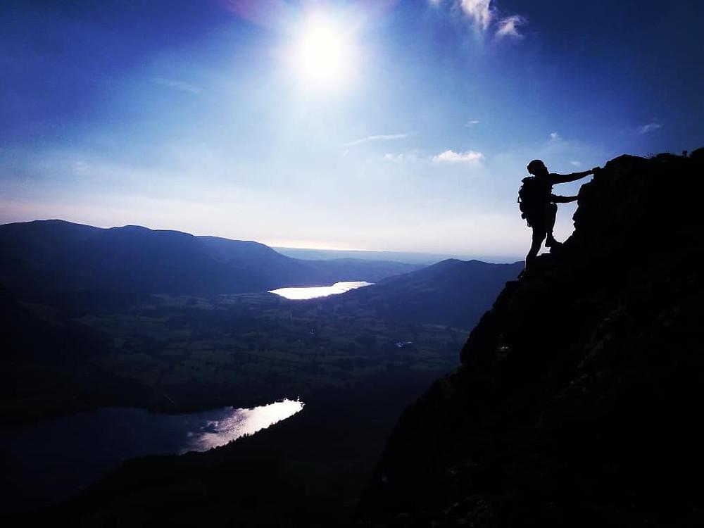 Scrambling I Lakeland Mountain Guides