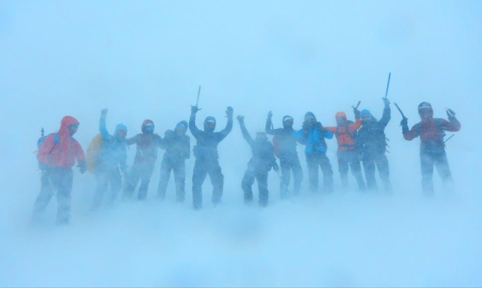 Winter Kit Hire in the Lake District I Lakeland Mountain Guides