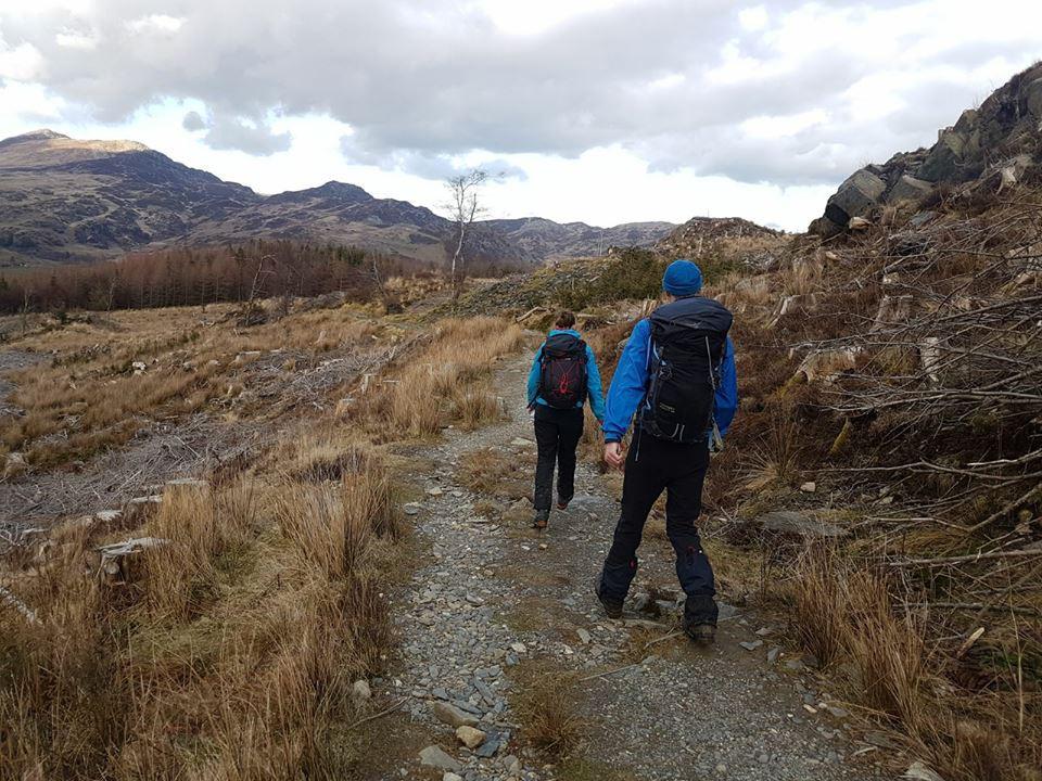 Snowdon Navigation Training I Lakeland Mountain Guides