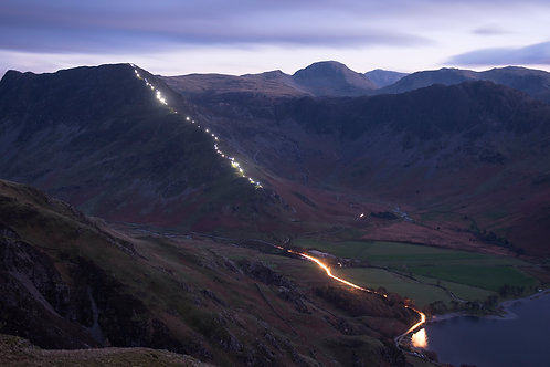 Fleetwith Pike Festival of Light