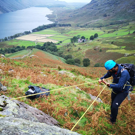 Security on Steep Ground Day
